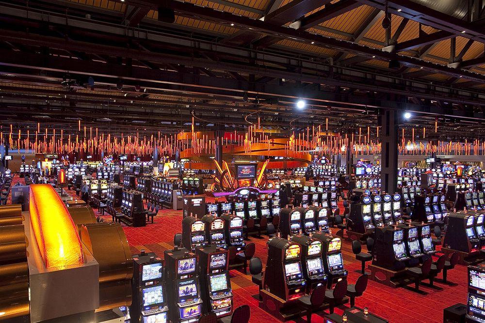 Upplevelse på riktigt casino