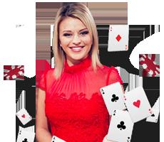 Baccarat di kasino online mudah dan menyenangkan